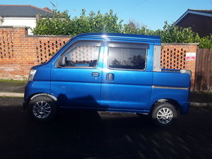 2006 Daihatsu Hijet Deck van 4 door Kei car pickup For Sale