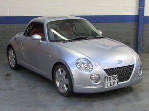 2008 Daihatsu Copen at ACA 25th January