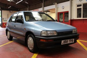 Daihatsu Charade CXI 1992 - To be auctioned 24-04-20 For Sale by Auction