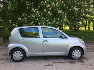 2008 Daihatsu Sirion  5dr manual low miles 1 owner