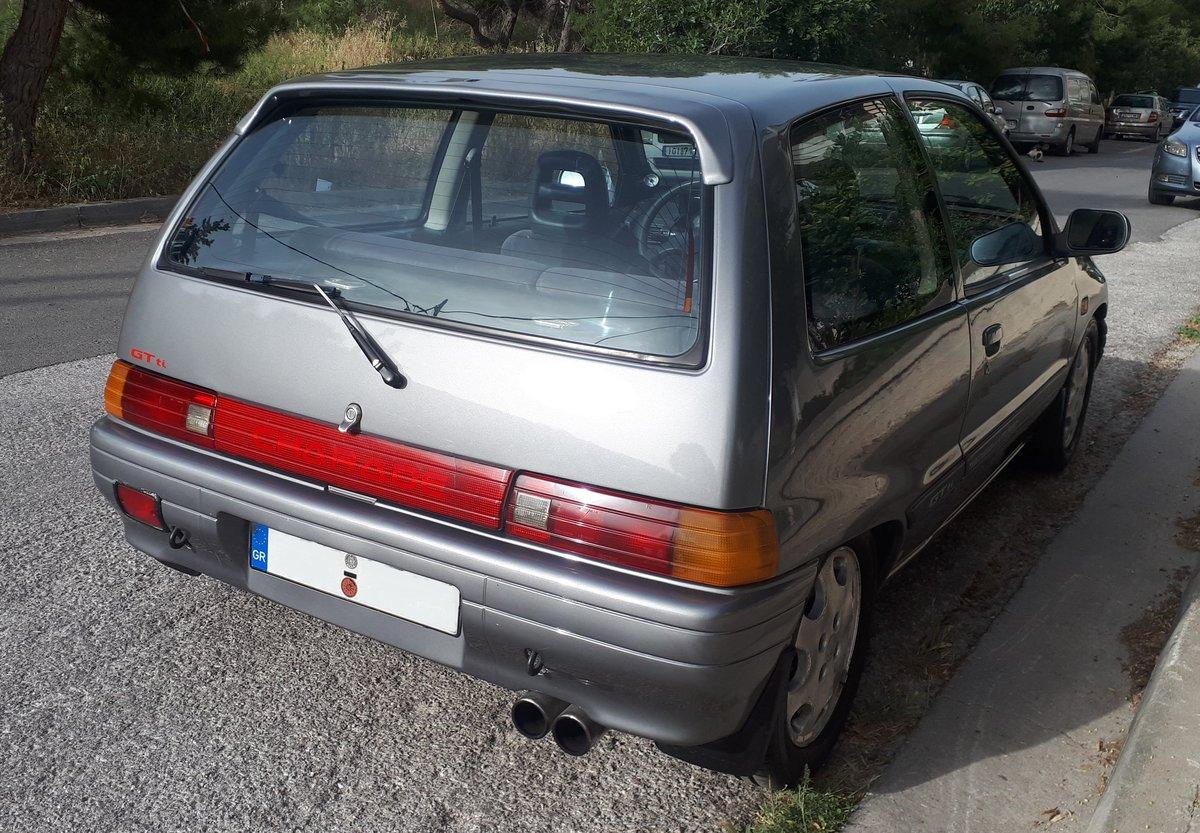 1988 Daihatsu Charade GTti, original survivor For Sale (picture 2 of 6)