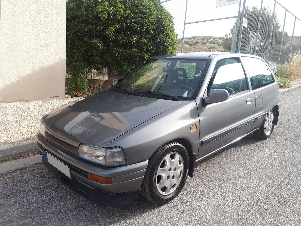1988 Daihatsu Charade GTti, original survivor For Sale (picture 1 of 6)