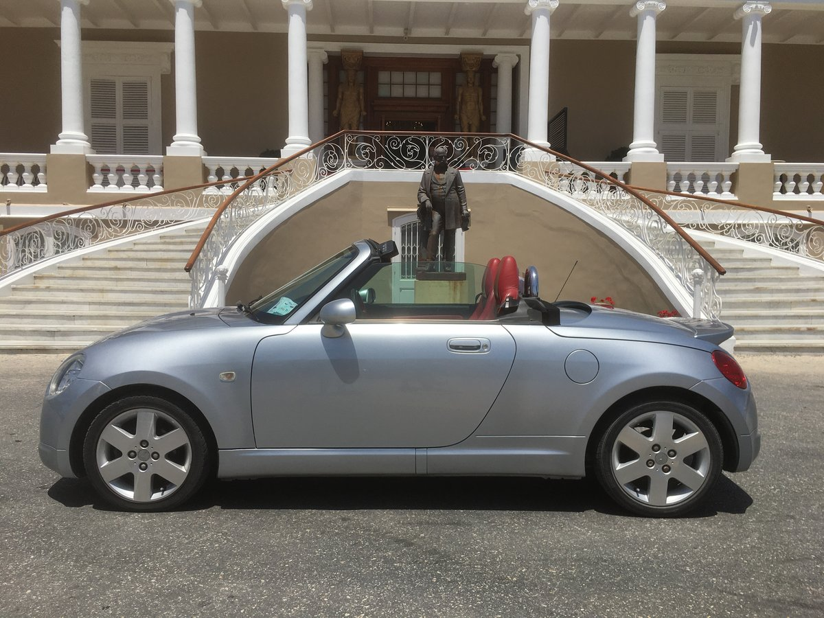 2007 Diahatsu copen For Sale (picture 1 of 6)