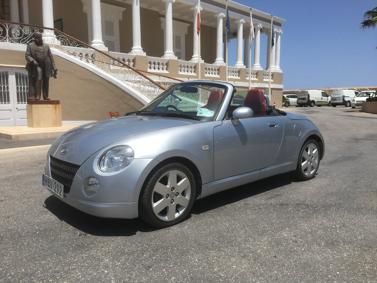 2007 Diahatsu copen For Sale (picture 2 of 6)