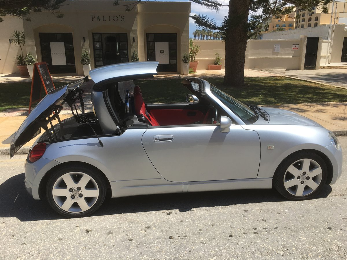 2007 Diahatsu copen For Sale (picture 5 of 6)