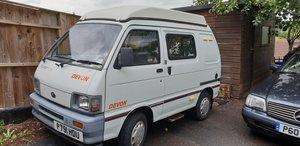 1996 Daihatsu Hijet Devon Bambino Camper - 56k miles