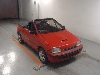 1992 DAIHATSU LEEZA DAIHATSU LEEZA SPIDER TURBO EFI 660CC AUTO *