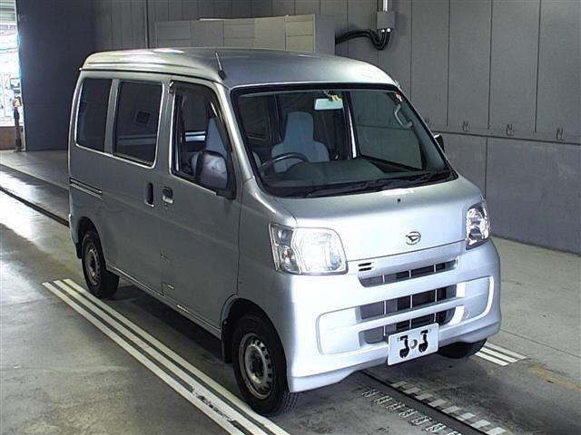 DAIHATSU HIJET 2008 CARGO VAN 660CC AUTO * HIGH ROOF * For Sale (picture 1 of 6)