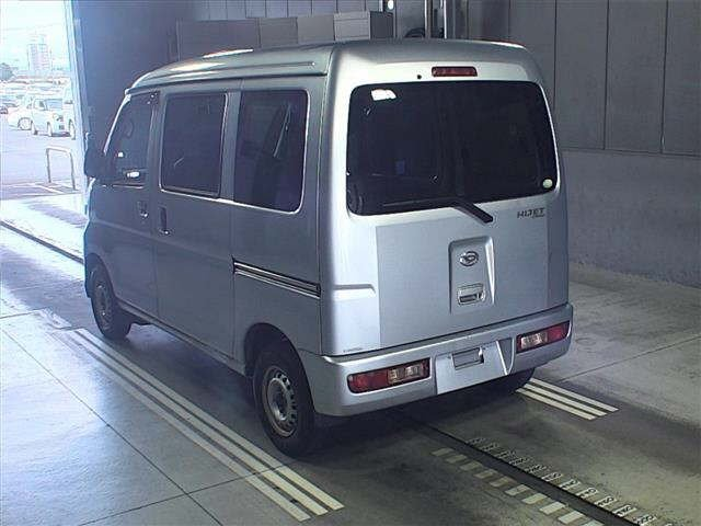 DAIHATSU HIJET 2008 CARGO VAN 660CC AUTO * HIGH ROOF * For Sale (picture 2 of 6)