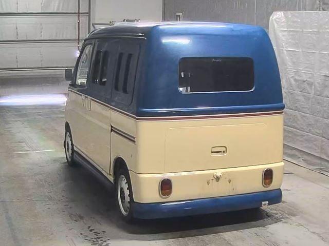 2007 DAIHATSU HIJET DELUXE 660CC MINI RETRO CAMPERVAN REPLICA * For Sale (picture 3 of 6)
