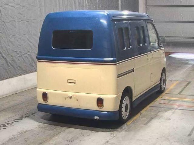 2007 DAIHATSU HIJET DELUXE 660CC MINI RETRO CAMPERVAN REPLICA * For Sale (picture 4 of 6)