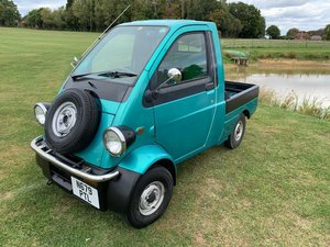 Picture of 1996 Daihatsu Midget for auction 29th/30th October SOLD by Auction