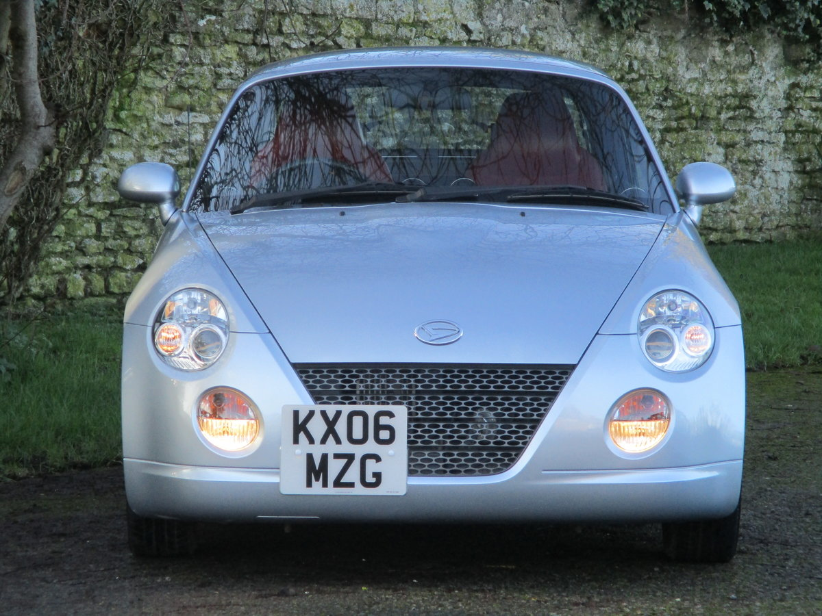 2006 Exceptional very low mileage Copen, 15640 miles For Sale (picture 1 of 12)