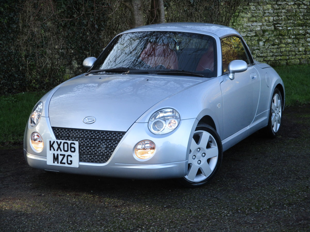 2006 Exceptional very low mileage Copen, 15640 miles For Sale (picture 2 of 12)