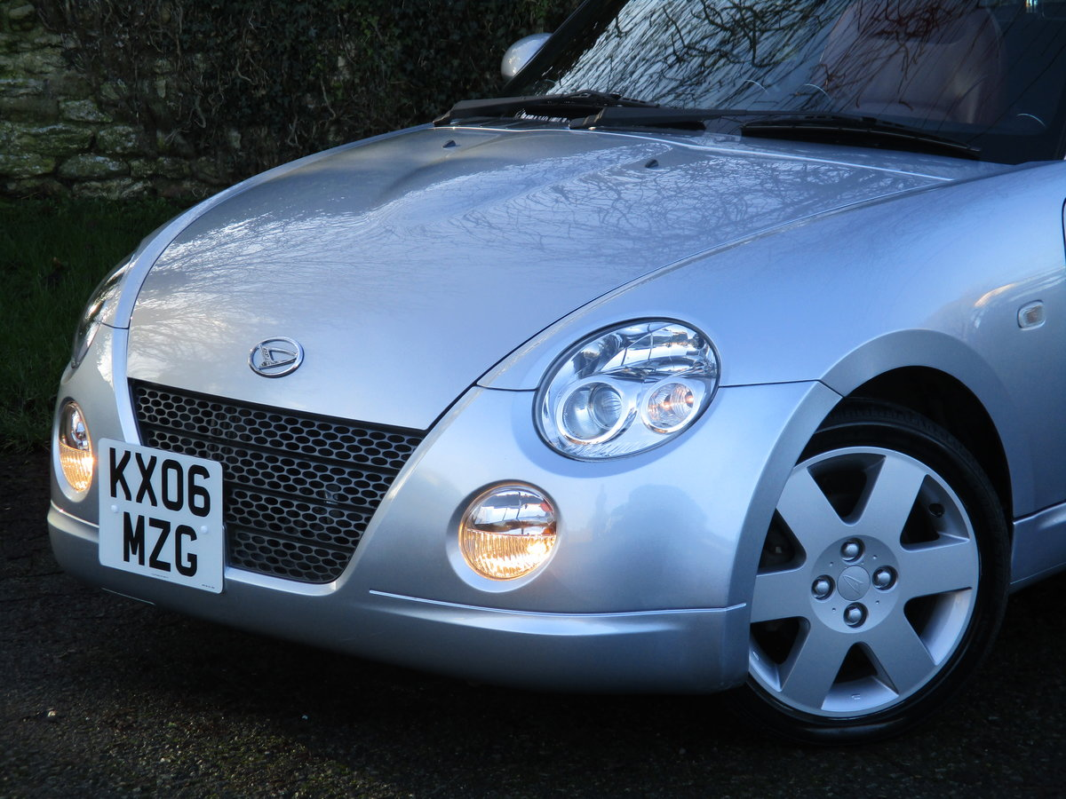 2006 Exceptional very low mileage Copen, 15640 miles For Sale (picture 3 of 12)