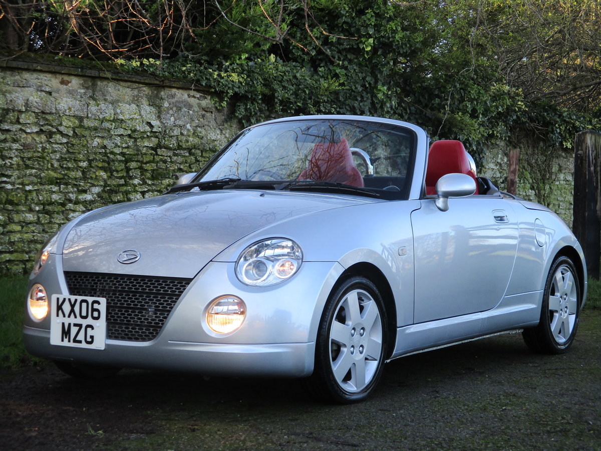 2006 Exceptional very low mileage Copen, 15640 miles For Sale (picture 6 of 12)