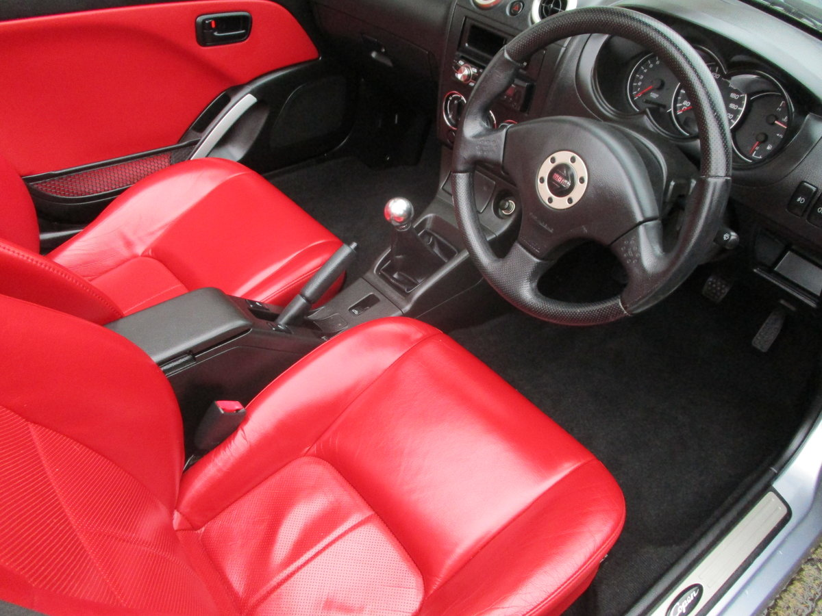 2006 Exceptional very low mileage Copen, 15640 miles For Sale (picture 9 of 12)