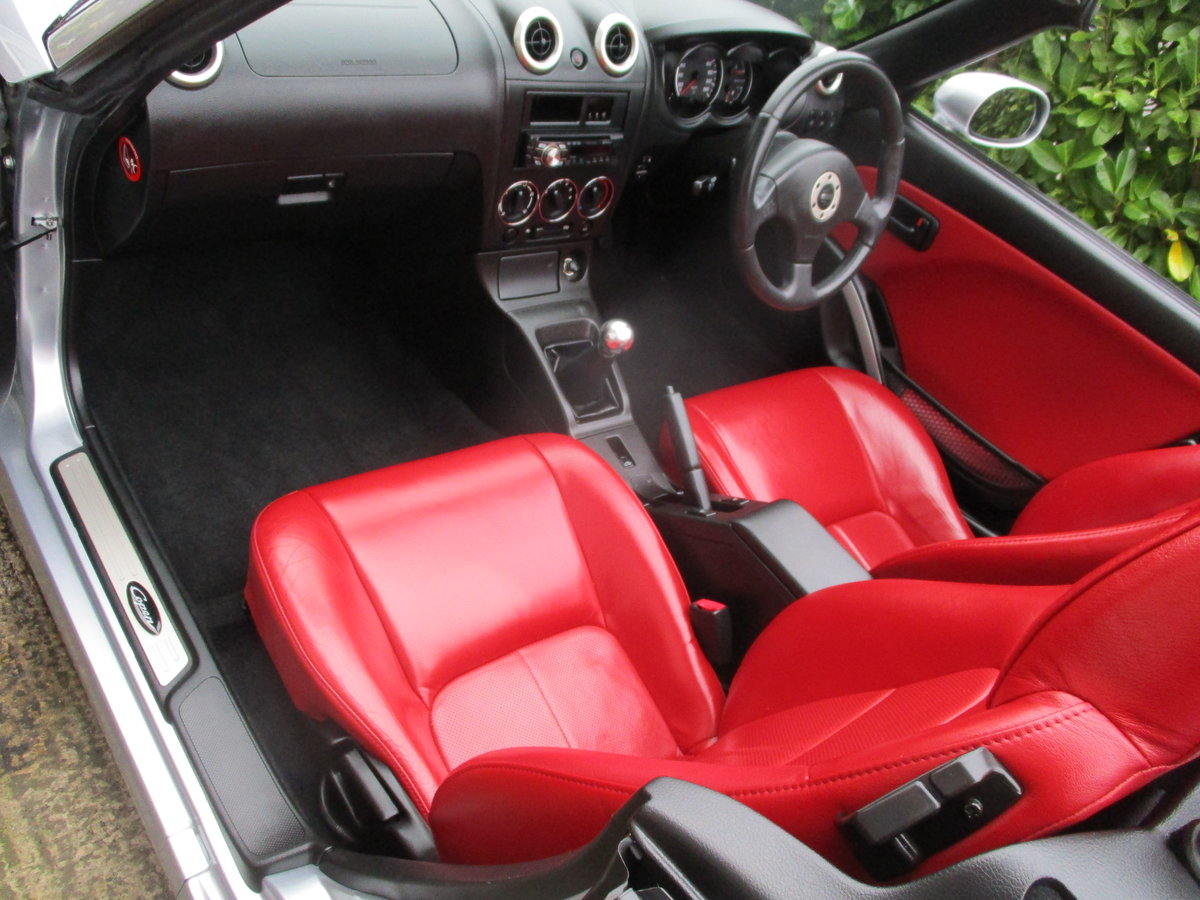 2006 Exceptional very low mileage Copen, 15640 miles For Sale (picture 10 of 12)