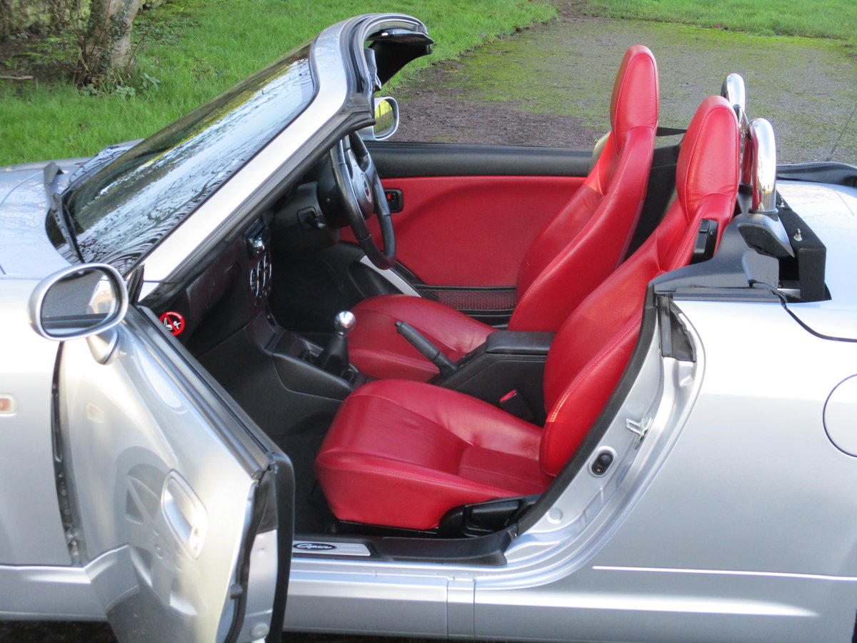 2006 Exceptional very low mileage Copen, 15640 miles For Sale (picture 11 of 12)