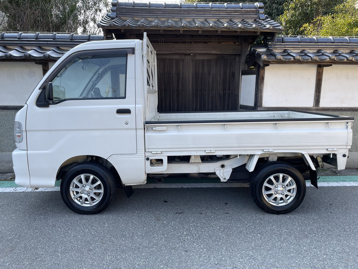2003 MINI TRUCK KEI TRUCK Available now in great condition SOLD (picture 3 of 12)