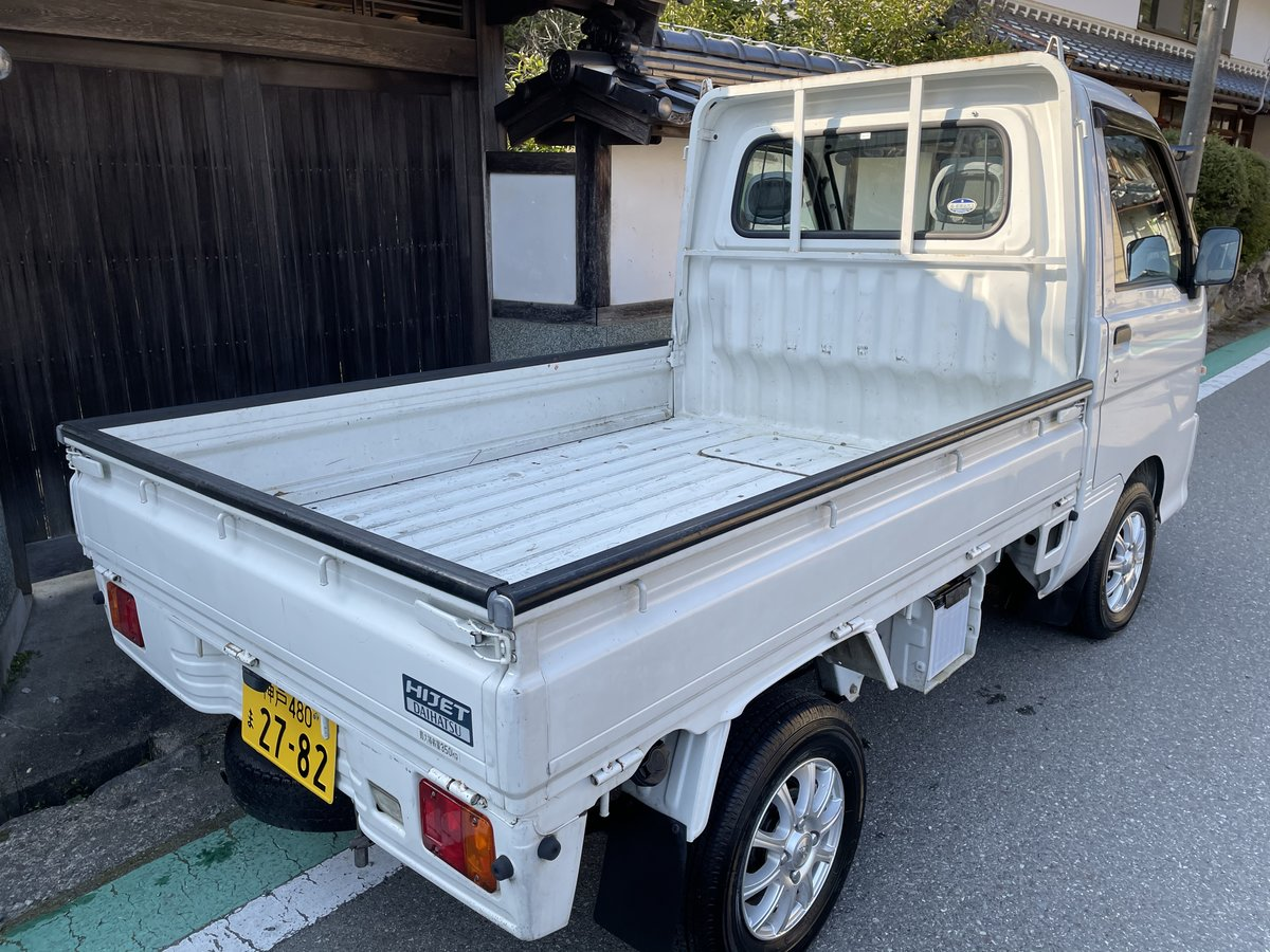 2003 MINI TRUCK KEI TRUCK Available now in great condition SOLD (picture 5 of 12)