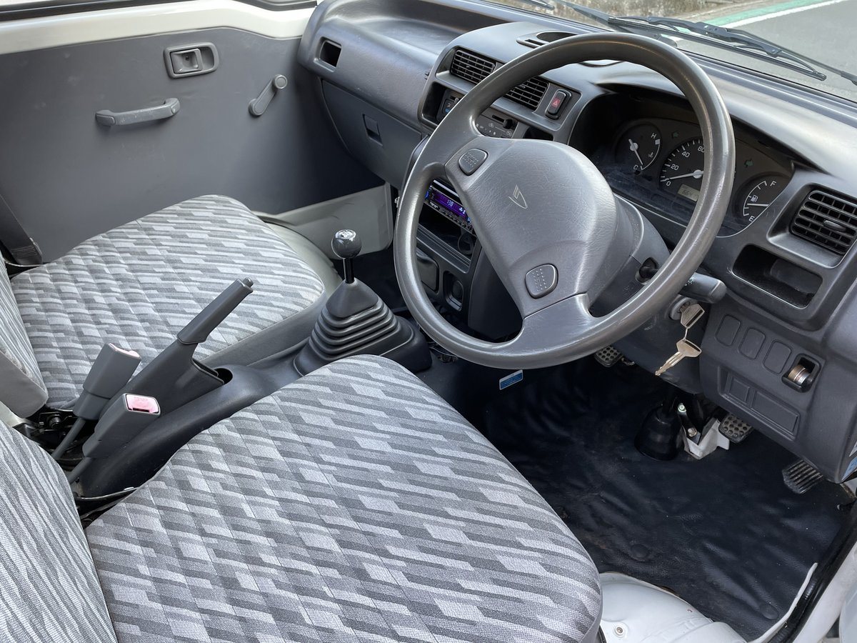 2003 MINI TRUCK KEI TRUCK Available now in great condition SOLD (picture 8 of 12)