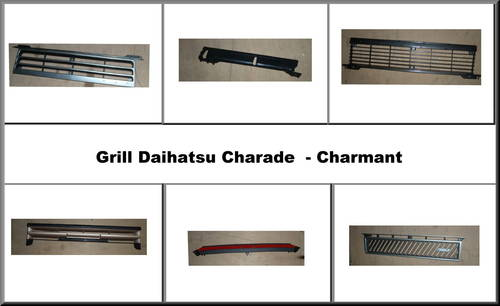 New old stock parts for Daihatsu Charade-Charmant For Sale