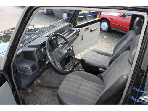 1986 Daihatsu Rocky 2.8 TD Intercooler Hardtop SE For Sale (picture 3 of 6)
