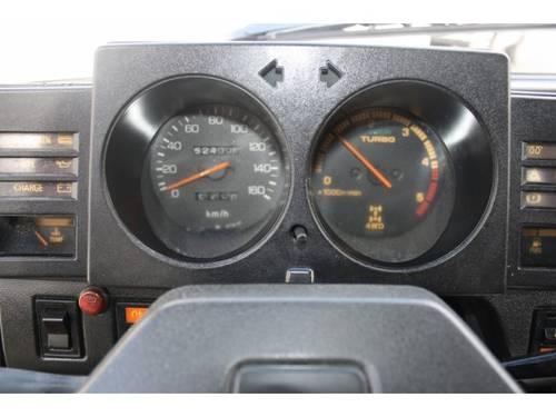 1986 Daihatsu Rocky 2.8 TD Intercooler Hardtop SE For Sale (picture 5 of 6)