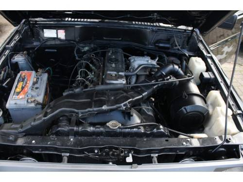 1986 Daihatsu Rocky 2.8 TD Intercooler Hardtop SE For Sale (picture 6 of 6)