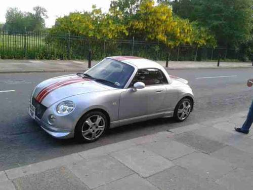 2004 copen convertable For Sale (picture 1 of 6)