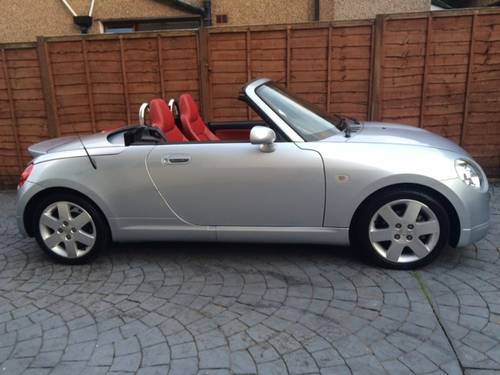 2004 copen convertable For Sale (picture 3 of 6)
