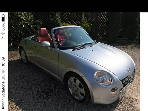 2004 copen convertable For Sale (picture 5 of 6)