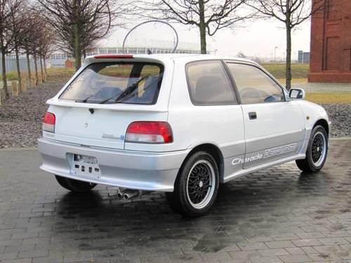 1997 DAIHATSU CHARADE CHARADE GTi DE TOMASO G201S For Sale (picture 2 of 6)