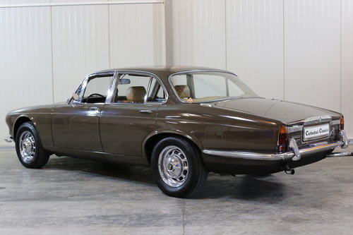 1971 Series 1 Daimler Sovereign 4.2 in superb origonal condition. SOLD (picture 3 of 6)