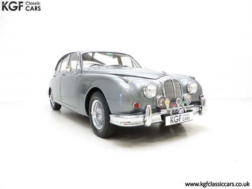1965 A Majestic Daimler 2½ Litre 250 V8 with Amazing History SOLD (picture 1 of 6)