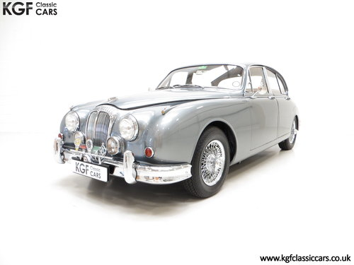 1965 A Majestic Daimler 2½ Litre 250 V8 with Amazing History SOLD (picture 2 of 6)