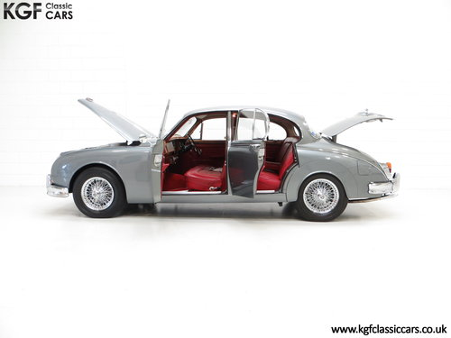 1965 A Majestic Daimler 2½ Litre 250 V8 with Amazing History SOLD (picture 3 of 6)