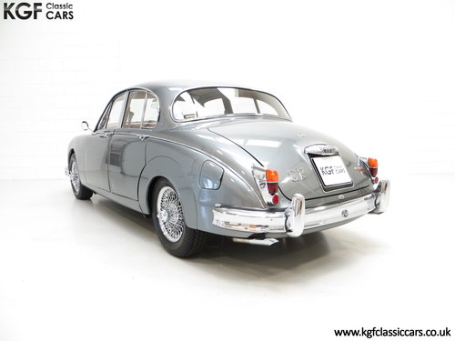 1965 A Majestic Daimler 2½ Litre 250 V8 with Amazing History SOLD (picture 4 of 6)