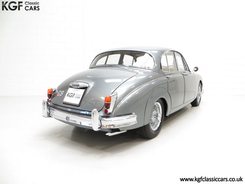 1965 A Majestic Daimler 2½ Litre 250 V8 with Amazing History SOLD (picture 5 of 6)