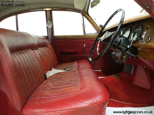 1965 A Majestic Daimler 2½ Litre 250 V8 with Amazing History SOLD (picture 6 of 6)