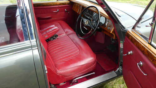 1965 Daimler 250 V8 Saloon 38,000miles only For Sale SOLD (picture 5 of 6)