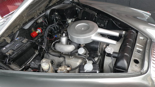 1965 Daimler 250 V8 Saloon 38,000miles only For Sale SOLD (picture 6 of 6)