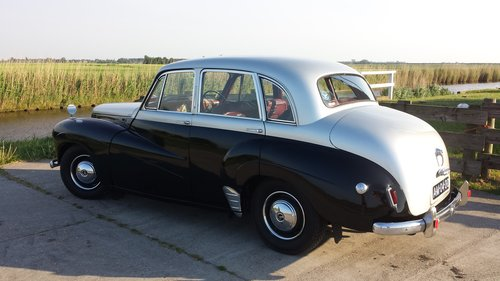 1953 Stunning Daimler Conquest (RHD) For Sale (picture 1 of 6)