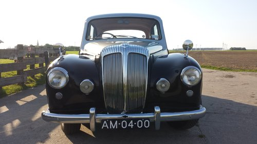 1953 Stunning Daimler Conquest (RHD) For Sale (picture 3 of 6)