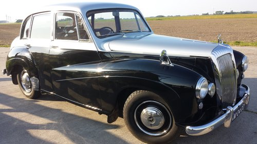 1953 Stunning Daimler Conquest (RHD) For Sale (picture 4 of 6)
