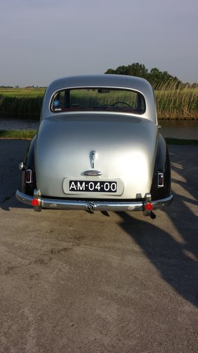 1953 Stunning Daimler Conquest (RHD) For Sale (picture 5 of 6)