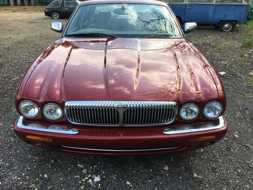 Daimler Super V8 57k 2001 Model year - Perfect! For Sale (picture 2 of 6)