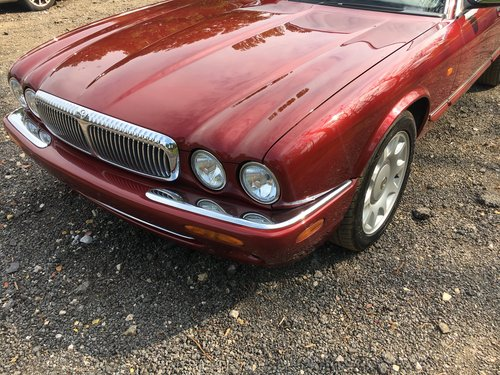 Daimler Super V8 57k 2001 Model year - Perfect! For Sale (picture 6 of 6)