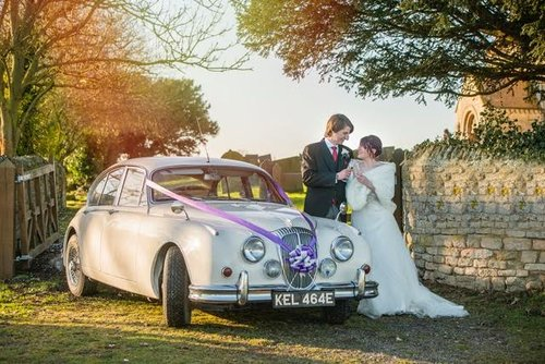 Classic Daimler Wedding Car (1967) Lincolnshire For Hire (picture 5 of 6)